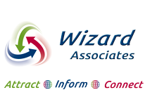 Wizard Associates logo