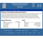 Stoneham Housing Authority home page image